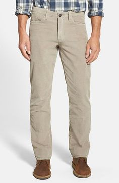 Vintage 1946 Trim Fit Stretch Corduroy Pants available at #Nordstrom