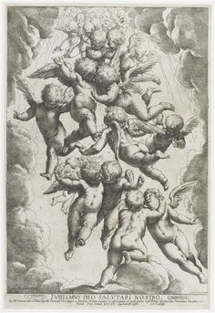 Guido Reni Gloire d'anges