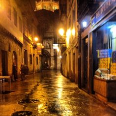 Ourense nuit
