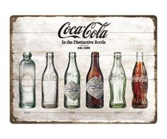 Decoratiune de perete Coca Cola Bottle
