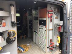 Van Storage, Trailer Storage, Truck Storage, Tool Storage, Locker Storage, Van Organization, Van Shelving, Van Racking, Work Trailer