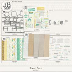 Fresh Start Bundle by JB Studio