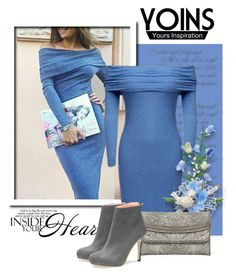 """""""YOINS CONTEST! JOIN!!!"""" by zeljanadusanic ❤ liked on Polyvore featuring women's clothing, women, female, woman, misses, juniors and yoins"""