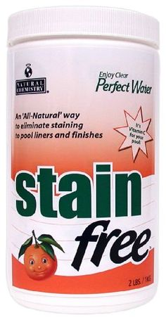 Vitamin C To Remove Stains From Your Pool Liner I Just