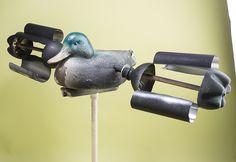 DIY: Homemade Spinning Decoys   Outdoor Life