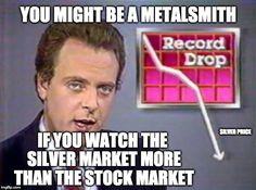Stocks Crashing