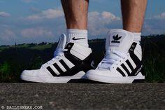 day 187: Adidas Hard Court 3 #adidas #adidashardcourt #hardcourt #adidashardcourt3 hardcourt3 #sneakers - DAILYSNEAX