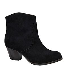 Lucky Brand Tablita Western-Inspired Booties | Dillards.com