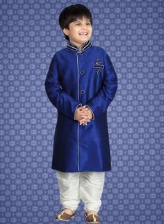 Kids Kurta, Kurta Men, Kids Wear Boys, Boys Kurta Design, Kids Lehenga, Wedding Dress Patterns, Sherwani, Kurta Designs, Indian Ethnic Wear