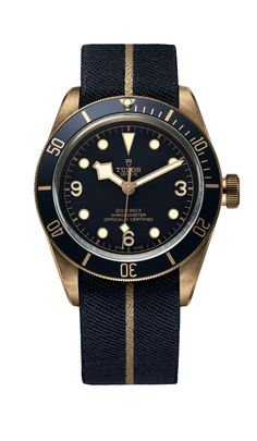 "#Horology - the exclusive #TudorWatch - #BuchererBlueEditions ""Heritage Black Bay Bronze Blue"" - #BBBronzeBlue"