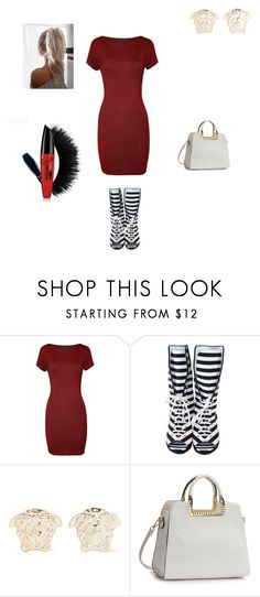 """Out for pizza ;)"" by leybush on Polyvore featuring WearAll, Chanel and Versace"