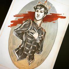 Maven looking good | The Red Queen