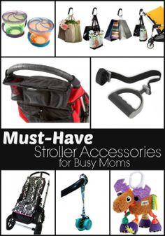 Helpful Stroller Accessories - Right Start Blog