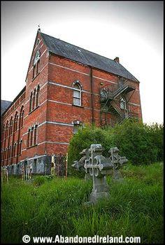 37 best the maggies images on pinterest ireland irish and laundry abandoned ireland the dublin magdalen asylum county cork ireland solutioingenieria Images