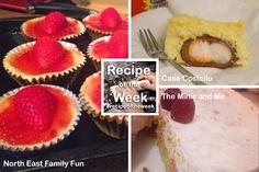 Cheesecake heaven - three ways