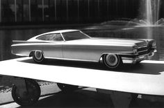 And people say my 1982 Imperial is all front end: Cadillac's Multi-Cylinder Concepts of the '60s