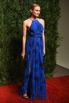 Diane Kruger in Michael Kors. Fabulous dress