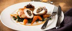Chicken Balmoral – Haggis recipe