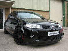 Renaultsport Megane R26.R Titanium Deep Black