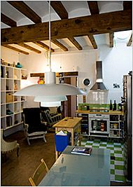 ECO CHIC/GREEN: A Green, Budget Renovation in Barcelona. 4/19/2012 via NYTimes.com