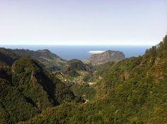 Levada Velha - Pico dos Balçoes. Islas Madeira (Portugal)