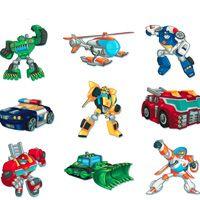 PLAYSKOOL HEROES Transformers Rescue Bots printables