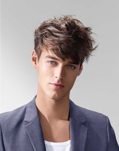 Side Swept Must Check Amazing Unique Men Hairstyle 2017