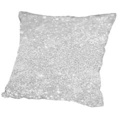"East Urban Home Shiny Glamour Luxury Throw Pillow Size: 14"" H x 14"" W x 2"" D"