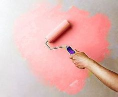 Another pinner: Great tips for painting lathe and plaster walls in old homes. Painting Plaster Walls, Repairing Plaster Walls, Plaster Repair, Drywall Repair, Home Renovation, Home Remodeling, Geometric Terms, Self Pictures, Paint Shades