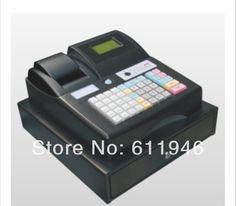 484.00$  Buy now - http://alidd5.worldwells.pw/go.php?t=32722749898 - 4 pcs  Wholesale 4pcs/lot GS-686E Electronic Cash Register pos cash register 484.00$