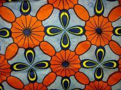 Vlisco Dutch wax block fabric African print by VivaNovaChicago Kitenge, African Textiles, African Fabric, Textures Patterns, Print Patterns, African Print Fashion, African Prints, African Patterns, African Artwork