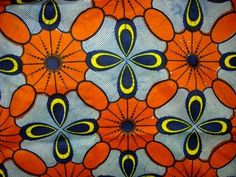 VLISCO Dutch Wax FABRIC   AFRICAN PRINT  1yd by VivaNovaChicago, $14.00