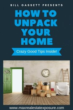 How to Unpack a House Real Estate Pictures, Real Estate Articles, Real Estate Information, Real Estate Tips, Home Buying Tips, Home Selling Tips, Home Buying Process, Packing To Move, Natural Homes