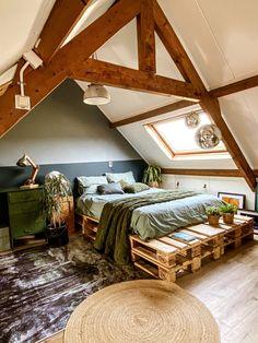 Rustic Boys Bedrooms, Rustic Bedroom Design, Bohemian Bedroom Decor, Guest Bedrooms, Hip Bedroom, Couple Bedroom, Room Ideas Bedroom, Bedroom Loft, Girls Bedroom