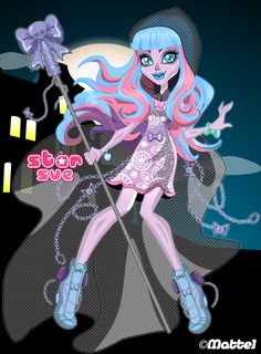 Monster High Electrified Supercharged Ghoul Ari Hauntington Dress - Monster high dress up games spectra hairstyle