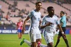 England, Zambia, Uruguay all advance to U20 World Cup quarterfinals