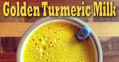 Drink This Delicious Turmeric-Coconut Bedtime Drink For Sleep & Digestion