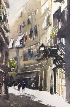 Stephen Berry - Barcelona