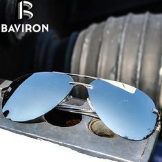 a08907a400fa7 ... PolaroidStyle  PilotBrand Name  BAVIRONLens Height  Name  AdultLenses  Optical Attribute  Material  AluminumProperty  Oculos De Sol Masculino,Gaf