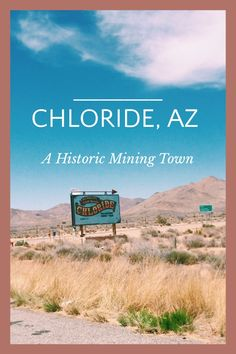 A visit to the quirky old mining town of Chloride, AZ - a visual story by Jonathan Lo / happymundane on Steller #steller