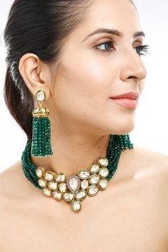 Photo of Jewellery - Taruna Biyani via WedMeGood