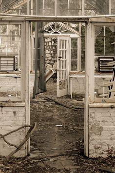 Greenhouse interior | Flickr - Photo Sharing!