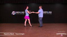DANCE: Sokkie - Hand to Neck