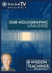 [#36] Our Holographic Universe Video...introducing the Fingerprint of God
