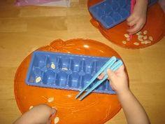 #Halloween Fine Motor Activity for #Kids via @MultiTestingMom