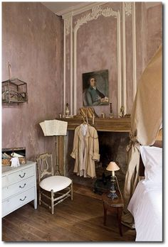 Aurélien Deleuze and his wife, Pascales 17th Century French Home
