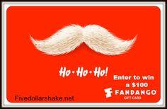 Ho-ho-ho Celebrate Holiday Movies & Enter to win a $100 Fandango Gift Card #FandangoFamily
