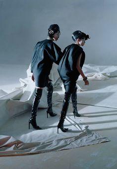Tim Walker for Vogue China December 2014 ☮k☮ #TiMwAlKeR