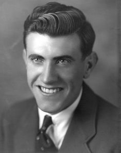 Louis Zamperini's senior photo. #UnbrokenMovie