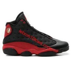 Air Jordan 13 og Black True Red 136002-062 Nike Air Max Mens b42db4770